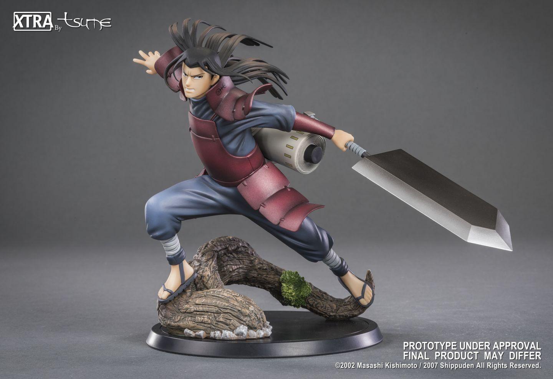 Tsume XTRA Naruto Shippuden Hashirama Senju First Hokage Statue 1 10 échelle