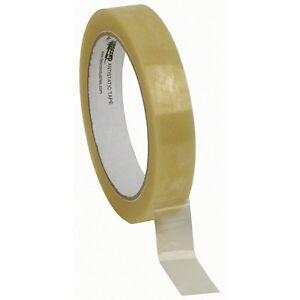 Brand New Ultratape 2 Rolls of Sellotape 19mm x 33m Sticky Clear Tape Easy Tear