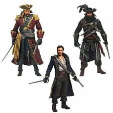 McFarlane Toys Series 1 Assassins Creed Pirate Action Figure, 3-Pack