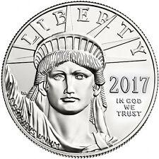 ON SALE! 2017 1 oz American Platinum Eagle Coin (BU)