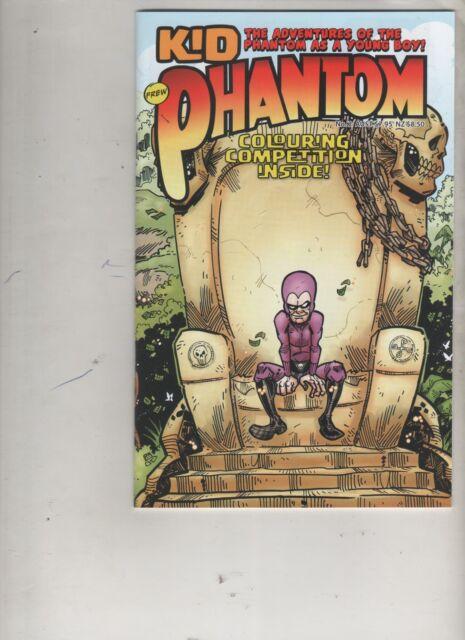 Phantom Kid #2 Constant Mason Glen Ford New Unread 2017