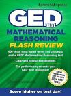 GED Test Mathematics Flash Review by LearningExpress LLC (Paperback, 2015)