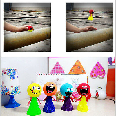 Mini Funny Colors Educational Toys Fly Man Jump Bounce Elf Children Kids Gift EP