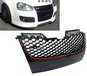 calandre rouge gti vw golf 5 2 0 ascott confort sport. Black Bedroom Furniture Sets. Home Design Ideas