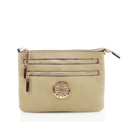 Girls Pretty jm835-1 Small Across Body Bag Women Ladies Shoulder Side Bags