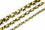 Indexbild 1 - Byzantiner Königskette Armband Panzerkette Edelstahl gold schwarz 16-110 cm