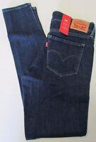 Levis 711 Skinny Jeans Women's Skinny Slim Sizes 27 29 Ankle