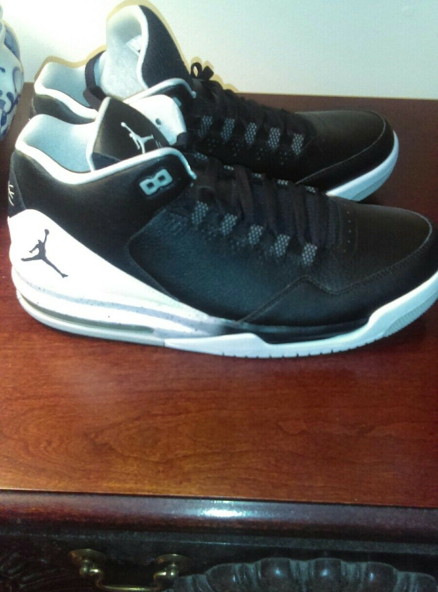 Jordan Flight Origin 2 Black-White-Grey 11.5