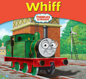 Whiff-Thomas-amp-Friends-Davies-Robin-Very-Good-Book