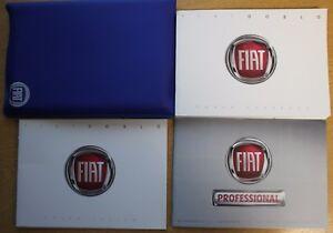 fiat doblo handbook owners manual wallet sb 2015 2017 pack 13571 rh ebay com Fiat Ducato Fiat Multipla