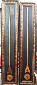 local pickup only shuffleboard stick puck huge antique frame matte