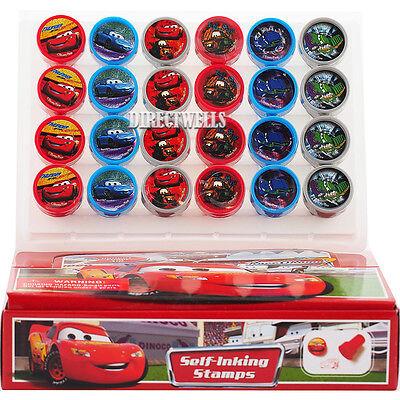 10 Stampers Disney Car Stampers Party Favors