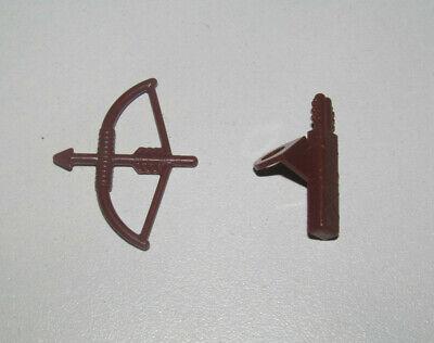 Lego ® Castle Château Chevalier Accessoire Arc Bow with Arrow Choose Color 4499