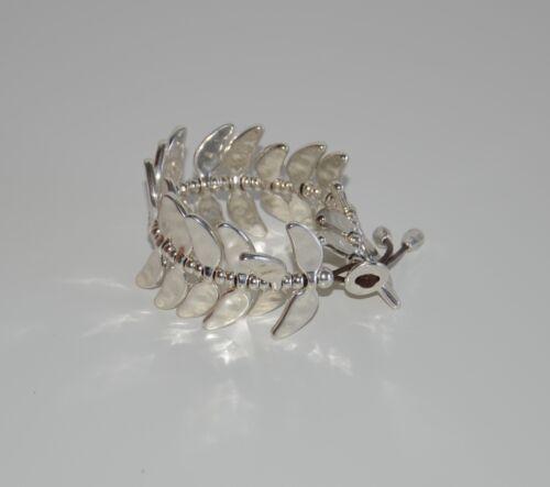 hecha a mano-pulsera de zamak-estilo especial Pulsera plateado-con hilo algodón