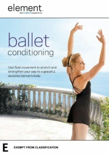 1 of 1 - Element - The Mind And Body Experience - Ballet Conditioning (DVD, 2008)
