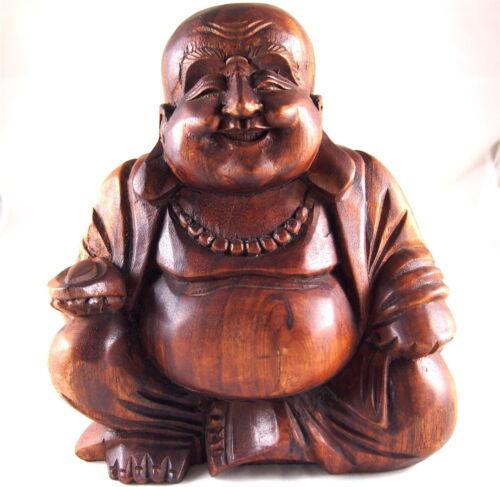 RARITÄT Messingbuddha Bronze Buddha Holz Kunst Figur Asien Feng Shui Tibet Metal