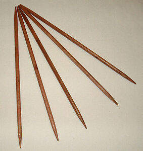 Surina-Wood-Double-Pointed-Needles-Set-6-0mm-9-034-long