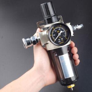 Ölabscheider Druckluft Kompressor für Wasserabscheider Druckregler Druckminderer