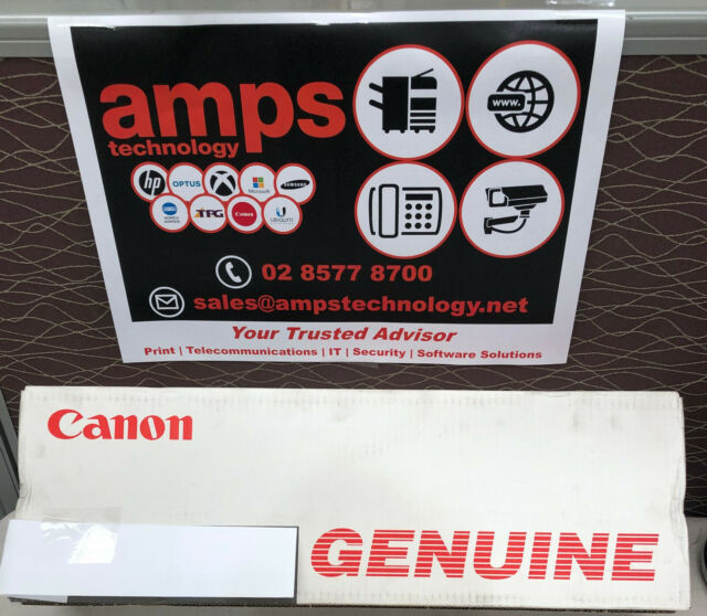 TG48Y Canon (GPR-33) TG48 Yellow Copier Toner - 52,000 pages