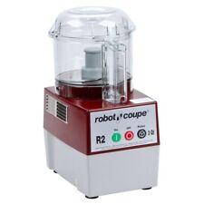 Robot Coupe R2bclr 3 Qt Clear Batch Bowl Food Processor 1 Hp