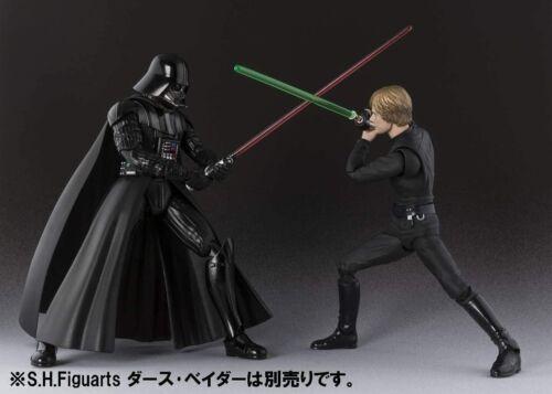 BANDAI S.H.Figuarts Luke Skywalker STAR WARS Episode VI 140mm PVC Action Figure