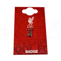 OFFICIAL LIVERPOOL FC CLUB ENAMEL CREST PIN BADGE FOOTBALL CLUB NEW GIFT XMAS