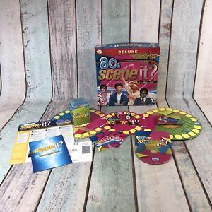 Deluxe-80s-Scene-it-the-DVD-Game-Top-Games-Board-Game-Retro-Classic-80s-film