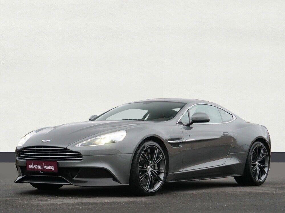 Aston Martin Vanquish 6,0 aut. 2d - 12.995 kr.