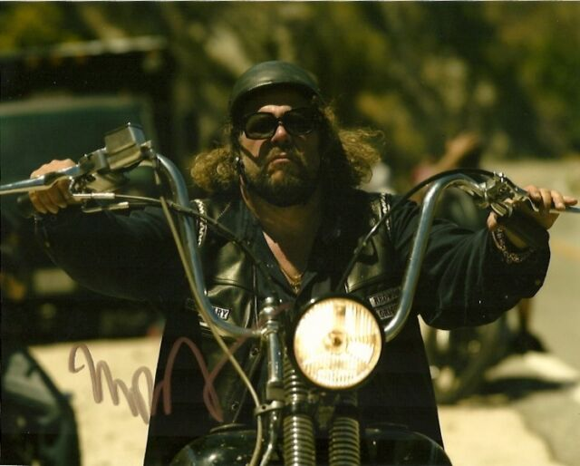 Sons of Anarchy Mark Boone Jr Signed Autographed 8x10 Photo COA