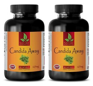 Details about Parasite and colon cleanse - CANDIDA AWAY 1275MG 2B - candida  herbal