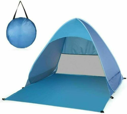 Portable Outdoor Camping Pop Up UV Protection  Beach Tent Sun Shade Shelter UK