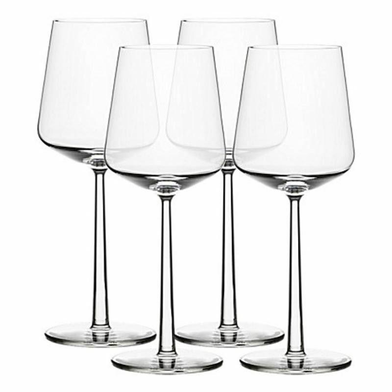 Iittala Essence rot Wine Wine Wine Glass (Set of 4) 8ce0f9