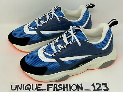 CHRISTIAN DIOR B22 SNEAKERS NAVY BLUE