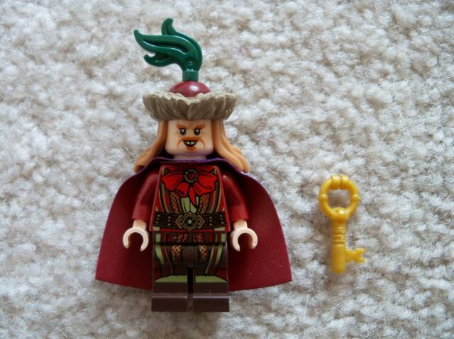 LEGO LOTR Lord Of The Rings The Hobbit - Master Of Lake Town w/ Cape - Excellent