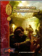 JDR RPG JEU DE ROLE / EARTHDAWN LE RECUEUIL DES DONNEURS DE NOMS