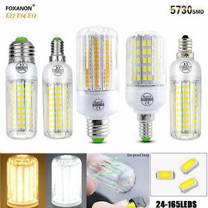 LED-Corn-Bulb-SMD-5730-light-E27-20w-160w-Ampoules-AC-110V-220V-High-Power-white