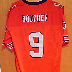03016ea9d Bobby Boucher  9 The Waterboy Football Jersey Adam Sandler S M L XL ...