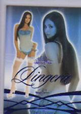 2008 Benchwarmer Blue Lingerie Kitana Baker