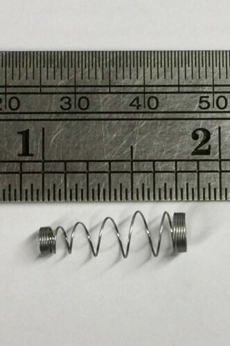 """Set of 100 Jack Springs for Upright Piano Repair 13//16/"""" Length spinet//console"""
