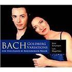 Johann Sebastian Bach - Bach's Goldberg Variations for Two Pianos by Rheinberger/Reger (2013)