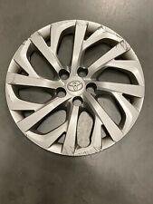 Factory Toyota Corolla Hubcap Wheel Cover 2017 2018 2019 16 1 Hubcap 61181 2