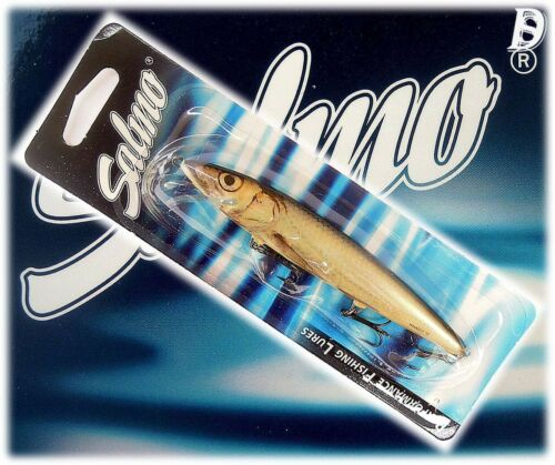 Floating 12cm Farbe RBL 10gr NEU/&OVP wurde eingestellt Salmo Whacky WY12F