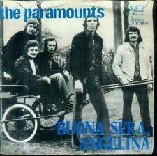 """7"""" Paramounts/Buona Sera Angelina (D)"""