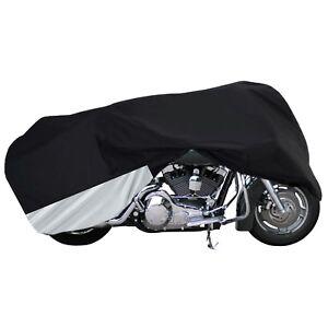Harley Davidson Bike Covers >> Motorcycle Bike Cover Travel Dust Cover For Harley Davidson Xl