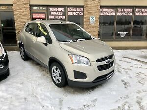 2014 ~ Chevrolet ~ Trax ~ 4Cyl ~ 151km ~ Great Condition