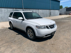 2009 SAAB 97X***LEATHER**SUNROOF**4WD** AS TRADED*FULLY LOADED**