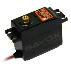 Savox SC1258TGHigh Torque Coreless Digital Servo 12KG @6.0v