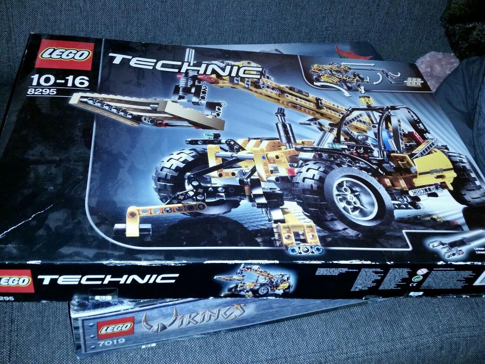 Lego TECHNIC GESCHENK ungeöffnet OvP. Rabatt ANGEBOT 8295