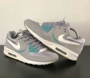 online store d3fde b53c0 Image is loading 2010-Nike-Air-Max-Light-Silver-Grey-Sky-