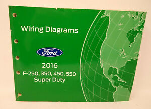 OEM 2016 Ford F-250, 350, 450, 550, Super Duty Truck ...